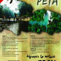 PETA 3 DAYS 2 NIGHTS – DISCOVER TO NATURE