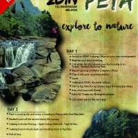 PETA 2 DAYS 1 NIGHT –  EXPLORE TO NATURE