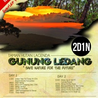 LEDANG 2 DAYS 1 NIGHT –  SUNRISE PURSUIT