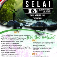 SELAI 3 DAYS 2 NIGHTS – SEMINAR